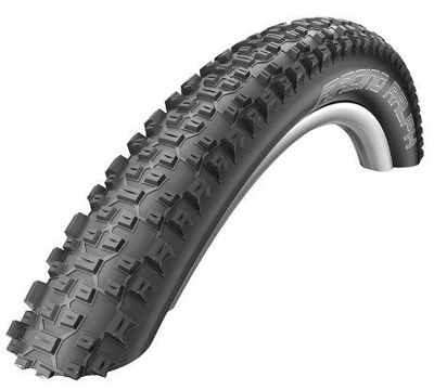 Schwalbe RACING RALPH Folding Tire 27.5x2.10, 650B SnakeSkin, TL Easy 67 TPI Black