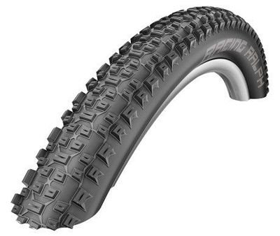 Schwalbe RACING RALPH Folding Tire 27.5x2.25, 650B Double Defense, TL Easy 67 TPI Black
