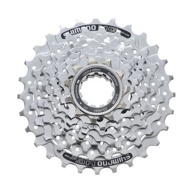 Shimano CASSETTE, 8-SPEED, 11-30T(AN) 11-13-15-17-20-23-26-30T                     Alivio