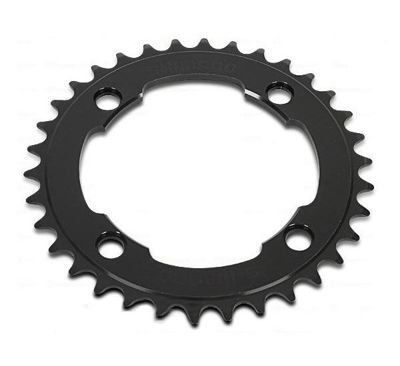 Shimano CHAINRING FOR FRONT CHAINWHEEL SM-CR80-A 44T FOR FC-MX71                   Saint