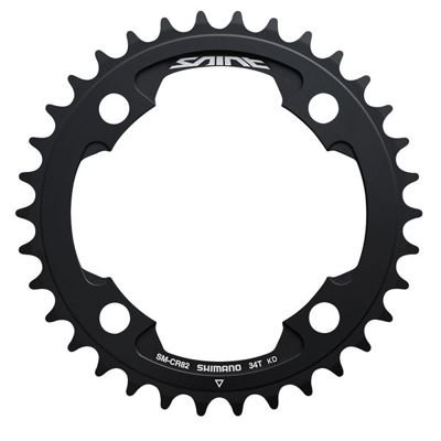 Shimano CHAINRING FOR FRONT CHAINWHEEL SM-CR82 34T FOR FC-M820, M825               Saint