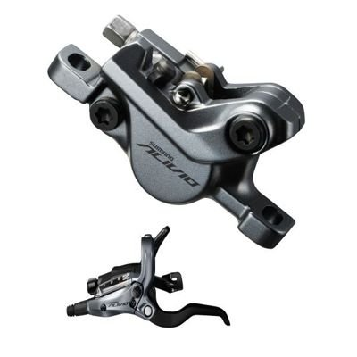 Shimano DB SET,STM(R)& BR(R),160PM RESIN PAD,SM-BH59 1700MM BLACK
