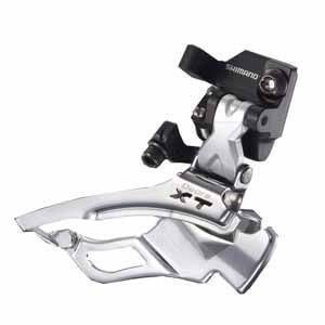 Shimano DERAILLEUR FRONT DOWN-SWING DUAL BRASED                                    Deore XT