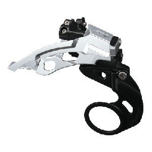 Shimano DERAILLEUR FRONT DUAL PULL,BB MONTAGE,TS                                   Deore XT