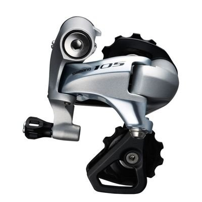 Shimano DERAILLEUR REAR 105 5800 SILVE SHORT CAGE FOR 23-28T 11-SPEED              105