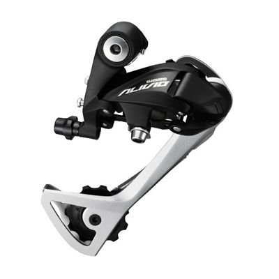 Shimano REAR DER, 9S, TOP-NORMAL,BL DIRECT ATTACHMENT