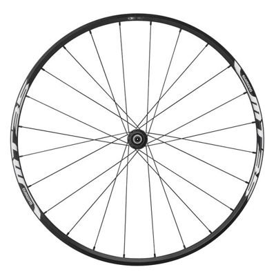 Shimano WHEEL, WH-MT35-26, FRONT 24H CLINCHER,BLACK
