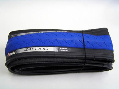 VITTORIA Zaffiro Pro Folding Tire 700x23c black-blue