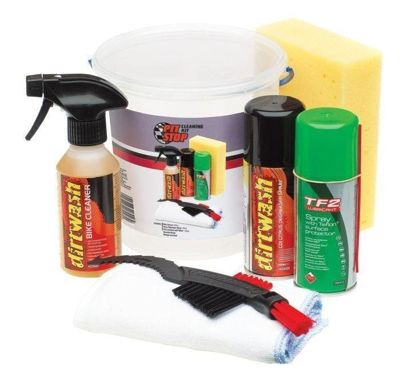 Weldtite Stop Cleaning Kit