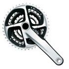 Shimano CRANKSET M980 42/32/24 175MM, SM-BB93 INCLUDED                             XTR