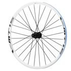 Shimano WHEEL, WH-MT15-A-29, REAR 28H CLINCHER, WHITE