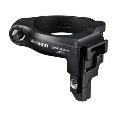 Shimano ADAPT. FOR FD XTR HIGH CLAMP (34.9MM) W(28.6MM&31.8MM ADPT)                XTR