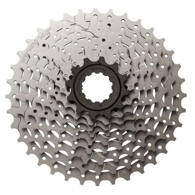 Shimano CASSETTE 9S,12-36T (BH) 12-14-16-18-21-24-28-32-36 BH