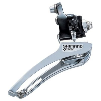 Shimano DERAILLEUR FRONT, 31. FOR DOUBLE, FLAT HANDLE BAR