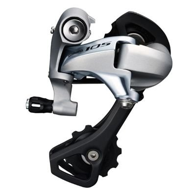 Shimano DERAILLEUR REAR 105 5800 SILVE LONG CAGE FOR 28-32T 11-SPEED               105