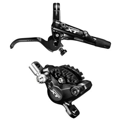 Shimano Disc Brake Set Rear Black M8000 Deore XT                                   Deore XT