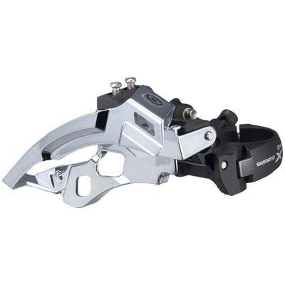 Shimano FRONT DERAILLEUR, TS DUAL PULL 63-66                                       Deore XT