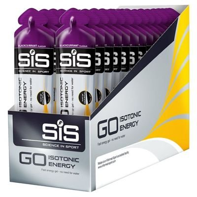 SiS GO Isotonic Gel 60ml black currant